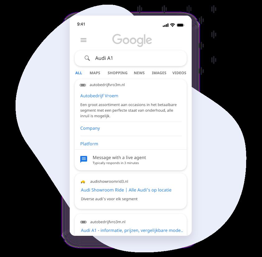 Google's Business Messages