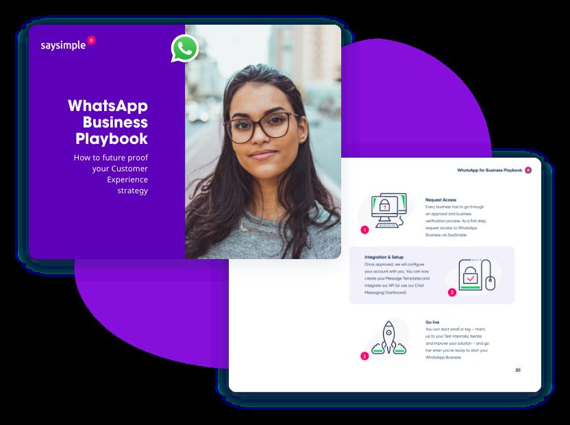 WhatsApp Business playbook
