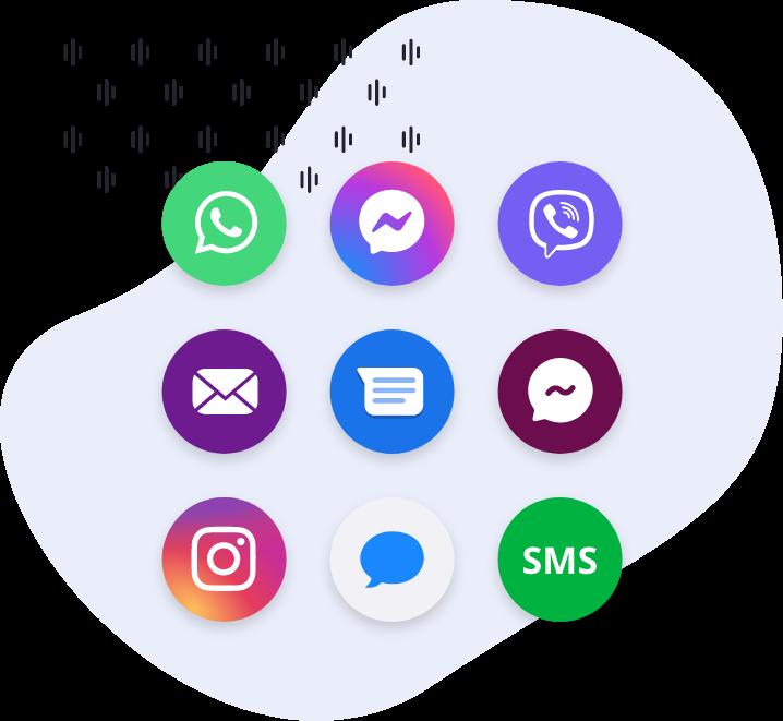 Messaging kanalen
